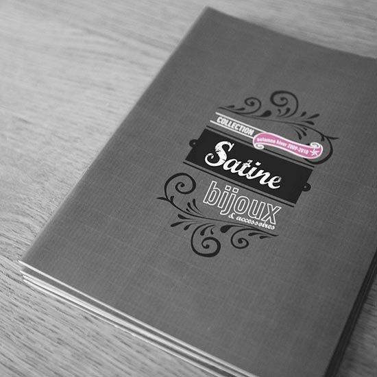 création catalogue produit graphiste