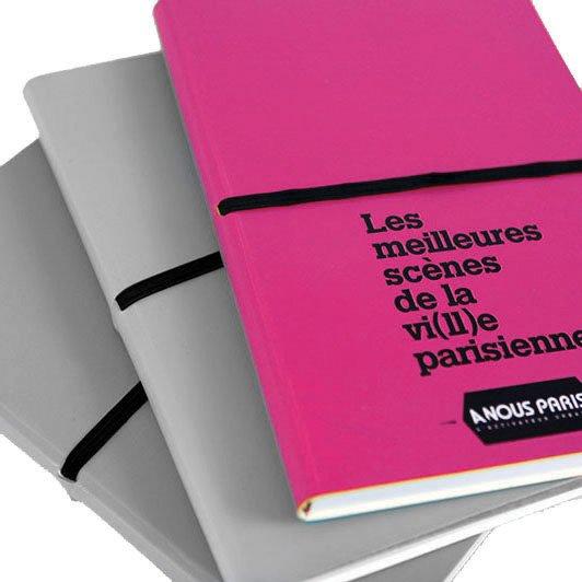 A Nous Paris carnets