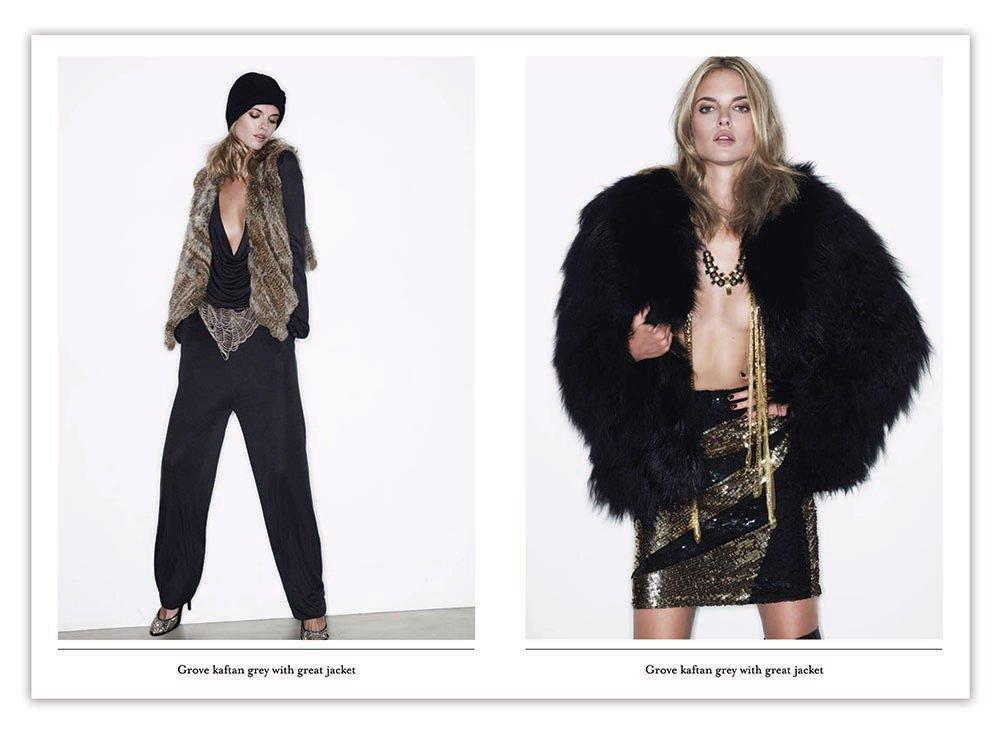 graphiste - création catalogue fashion